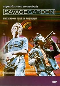 Downloadable movie clip Savage Garden: Superstars and Cannonballs: Live and on Tour in Australia Australia [Avi]