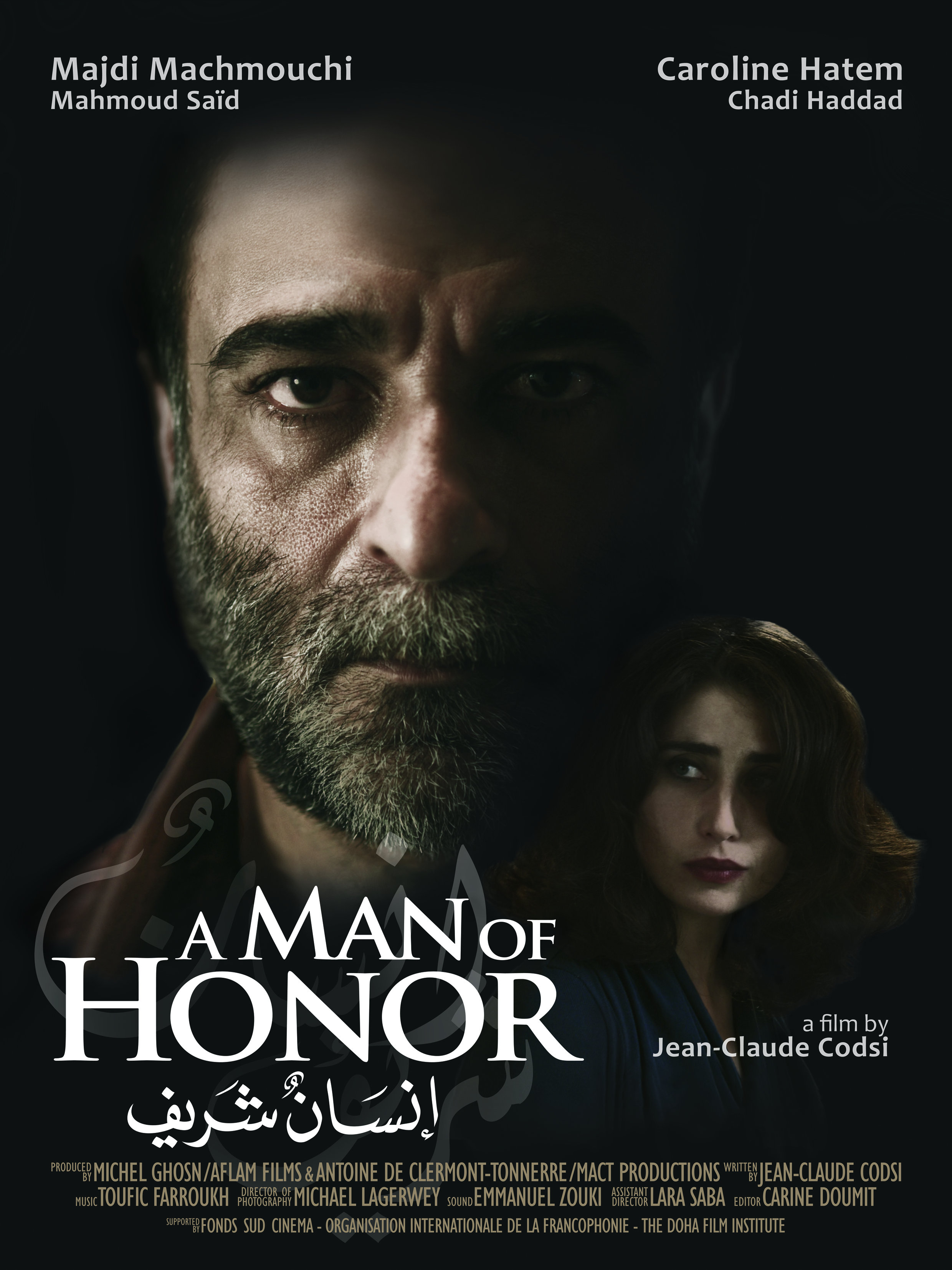 being a man of honor