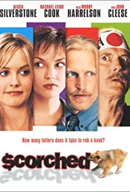 John Cleese, Alicia Silverstone, Rachael Leigh Cook, and Woody Harrelson in Scorched (2003)