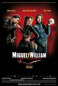 Elena Anaya, Juan Luis Galiardo, and Will Kemp in Miguel y William (2007)