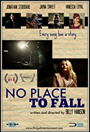 No Place to Fall Poster