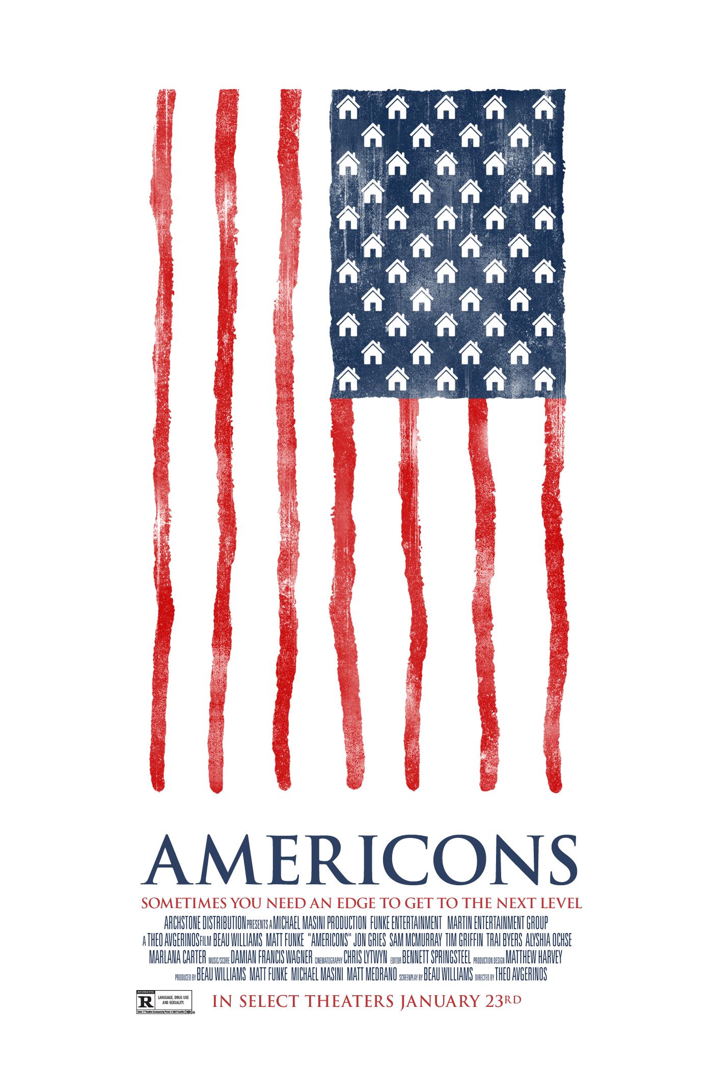 Americons (2017) WEBRip 480p & 720p