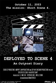 Deployed to Scene 4: An Outpost Diary Poster