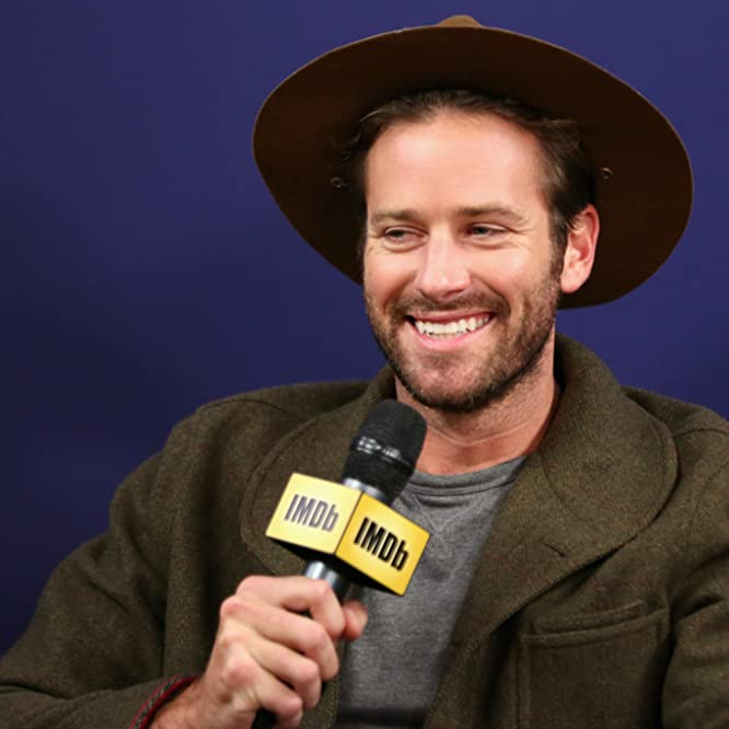 Armie Hammer at an event for The IMDb Studio at Sundance (2015)