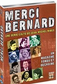 Merci Bernard Poster
