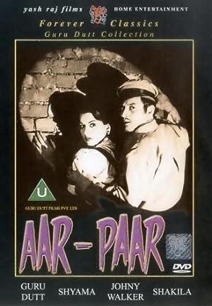 Nabendu Ghosh (screenplay) Aar-Paar Movie