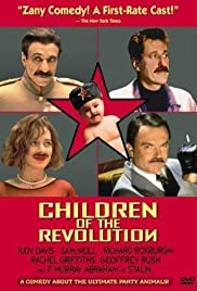 Children of the Revolution Poster