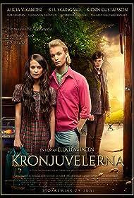 Alicia Vikander and Björn Gustafsson in Kronjuvelerna (2011)