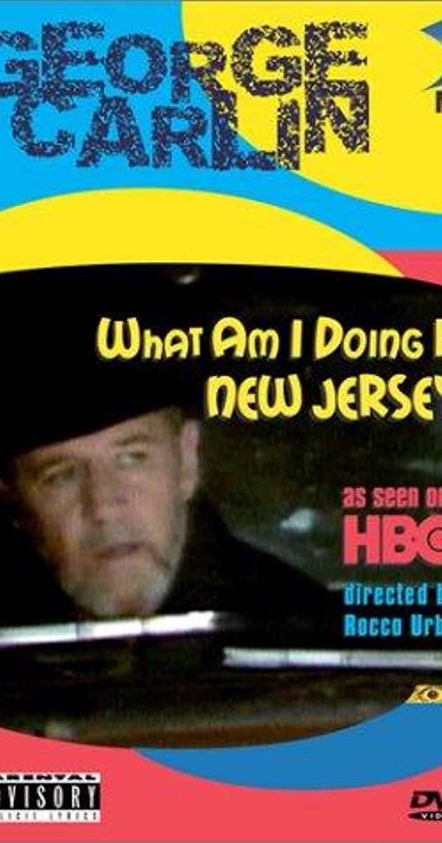 George Carlin: What Am I Doing in New Jersey? (1988