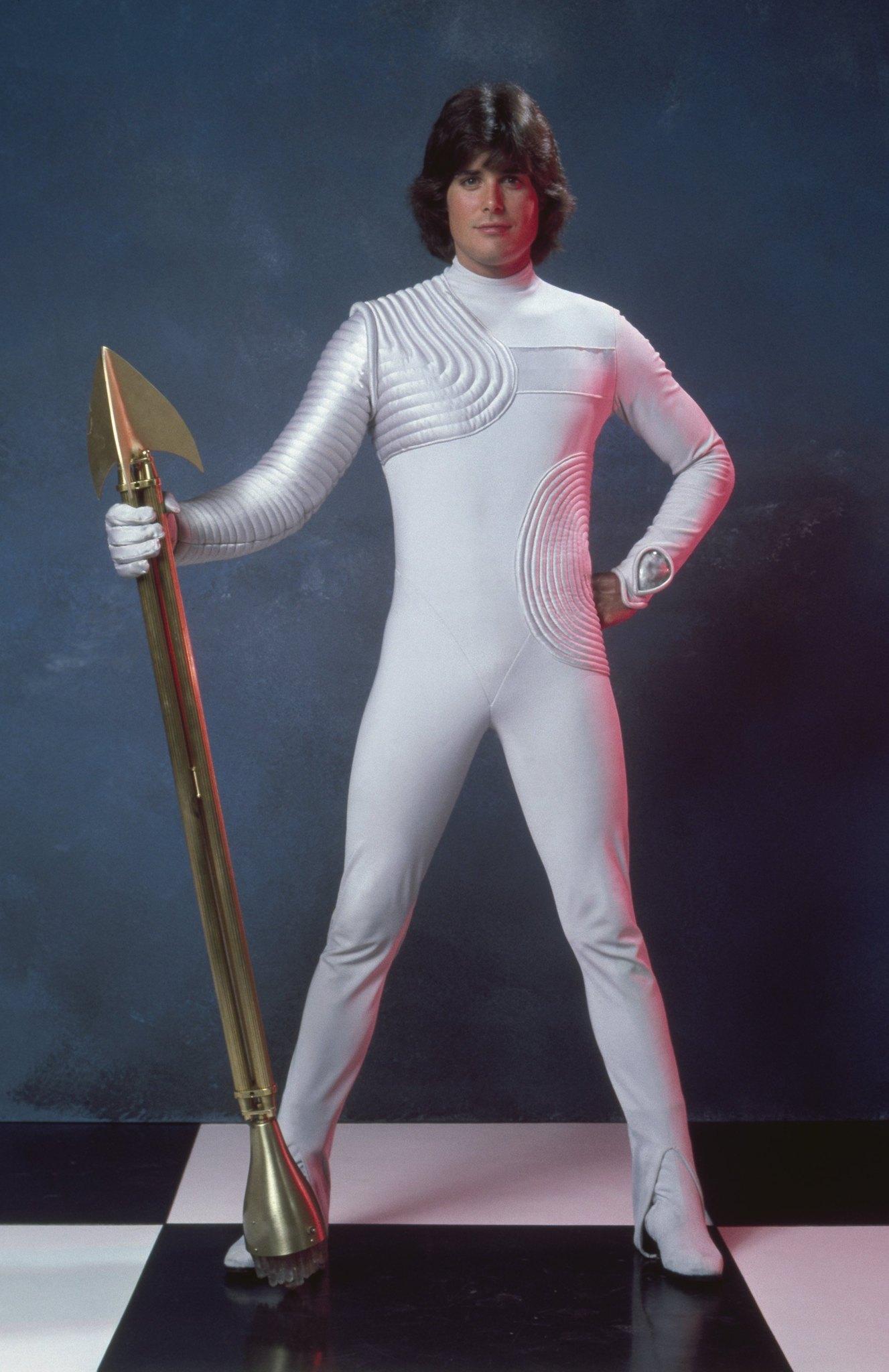 Peter Barton in The Powers of Matthew Star (1982)