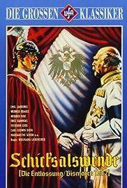Bismarck's Dismissal Poster