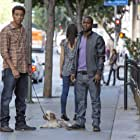 Kevin Hart and Michael Ealy in About Last Night (2014)