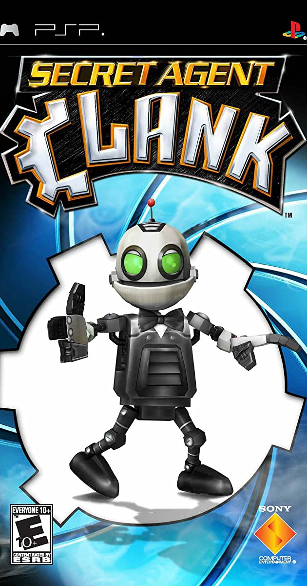 Secret Agent Clank (Video Game 2008) - IMDb