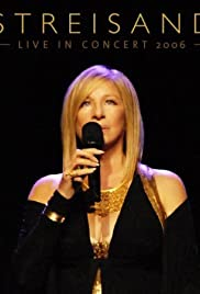Streisand: Live in Concert Poster