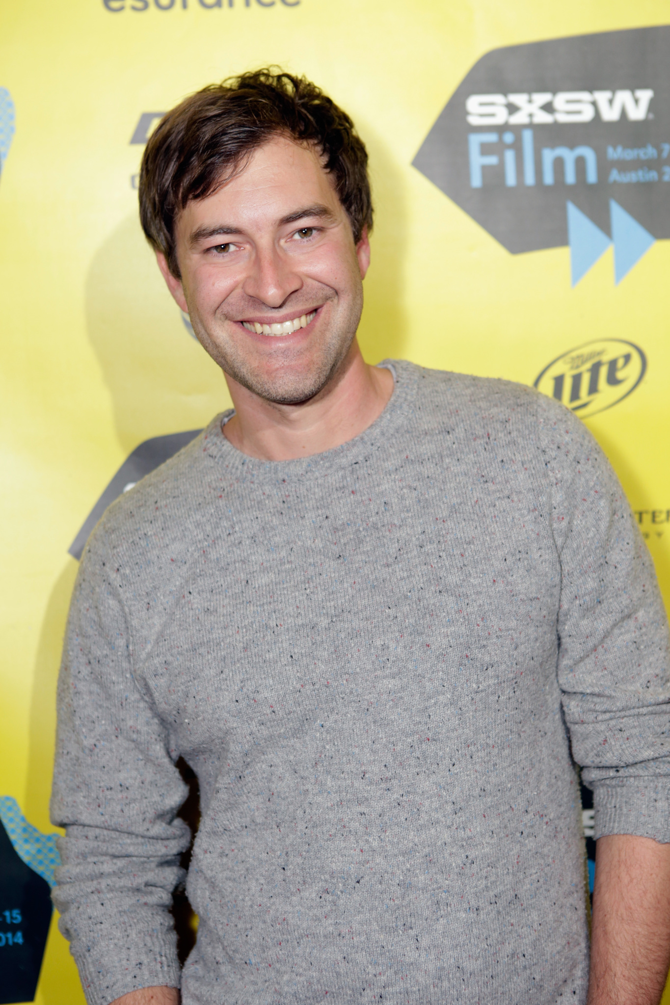 Mark Duplass at an event for Creep (2014)