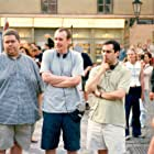 Alec Berg, David Mandel, and Jeff Schaffer in EuroTrip (2004)