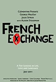 French Exchange Poster
