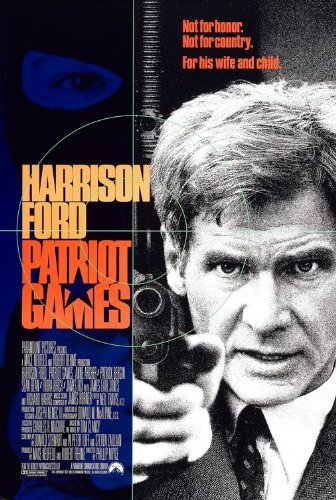 Harrison Ford in Patriot Games (1992)