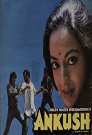 Ankush (1986) Poster - Movie Forum, Cast, Reviews
