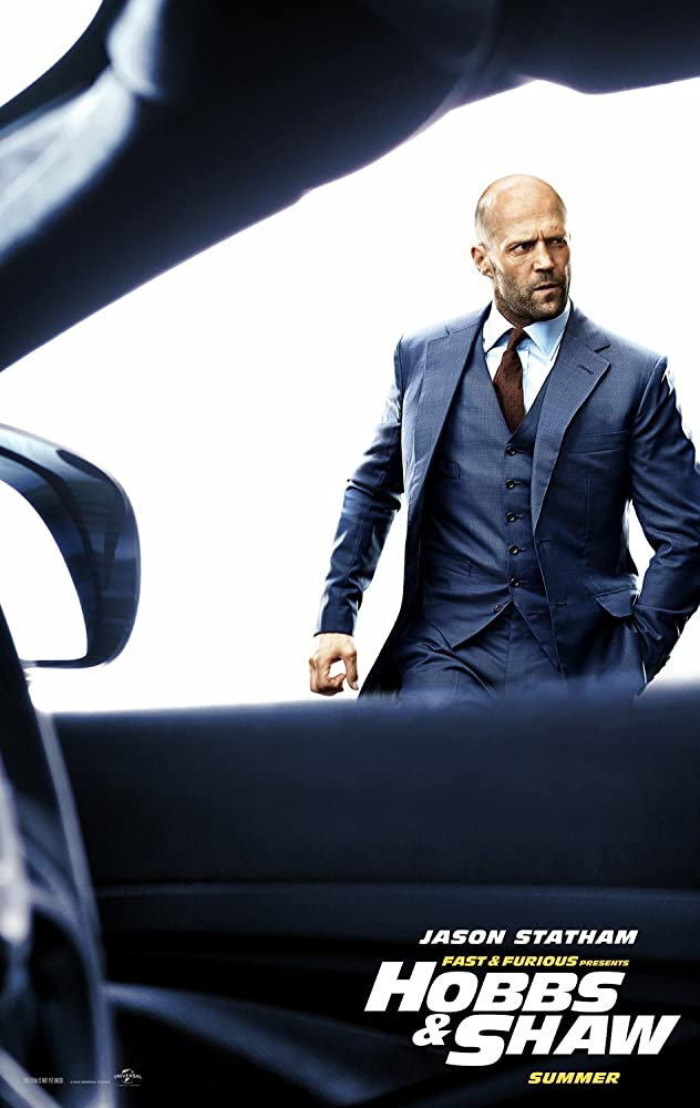 Jason Statham in Fast & Furious Presents: Hobbs & Shaw (2019)