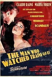 The Paris Express(1952) Poster - Movie Forum, Cast, Reviews