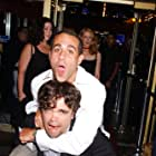 Bobby Cannavale and Peter Dinklage at an event for The Station Agent (2003)