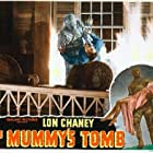 Lon Chaney Jr. and Elyse Knox in The Mummy's Tomb (1942)