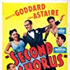 Fred Astaire, Paulette Goddard, Charles Butterworth, Burgess Meredith, etc.