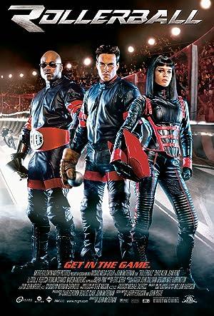 Rollerball Cartel de la película