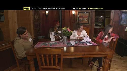 T.I. & Tiny: The Family Hustle Call 911