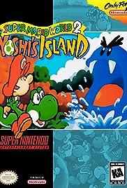 Super Mario World 2: Yoshi's Island Poster