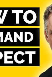 How to Get Respect Without Being a Bully: Jordan Peterson Poster