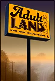 Adultland Poster
