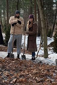 Natalie Liconti, Perry Mattfeld, Casey Deidrick, and Brooke Markham in Bad People (2020)