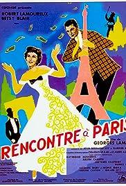 Meeting in Paris Poster