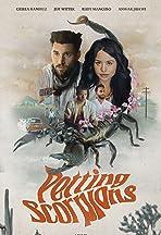 Petting Scorpions