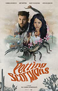 Downloads dvd free movie Petting Scorpions by Vanessa Parise [HDRip]