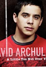 David Archuleta: A Little Too Not Over You