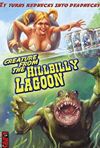 Primary photo for Creature from the Hillbilly Lagoon