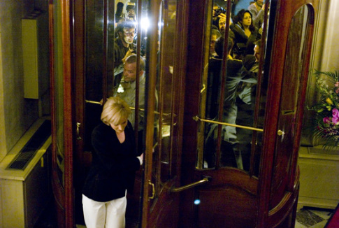 Genevieve O'Reilly in Diana: Last Days of a Princess (2007)