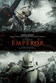 Sophie Cookson in Emperor (2022)