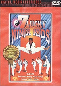 Downloading digital movies itunes 7 Lucky Ninja Kids [640x960]