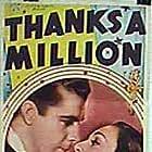 Fred Allen, Ann Dvorak, Patsy Kelly, and Dick Powell in Thanks a Million (1935)