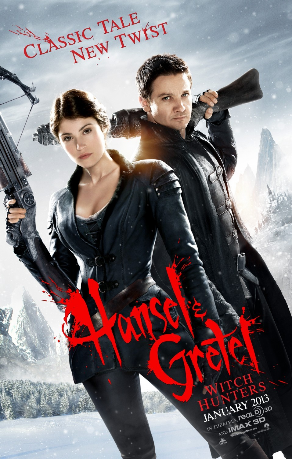 Hansel & Gretel: Witch Hunters (2013) - IMDb