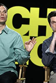 Michael Ian Black and Michael Showalter in Michael & Michael Have Issues (2009)