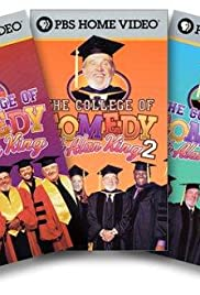 The College of Comedy with Alan King Poster