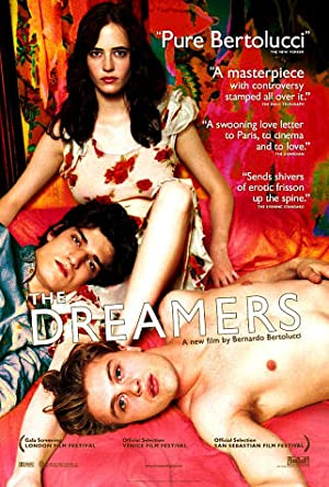 Permalink to Movie The Dreamers (2003)