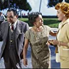 Edward G. Robinson, Eleanor Parker, and Thelma Ritter in A Hole in the Head (1959)