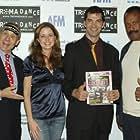Stephen Blackehart, Fred Williamson, Jenna Fischer, and Lloyd Kaufman at an event for LolliLove (2004)