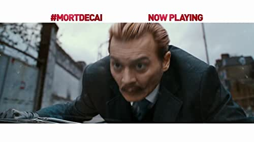 Join Johnny Depp and an all-star cast in the comedy, Mortdecai.